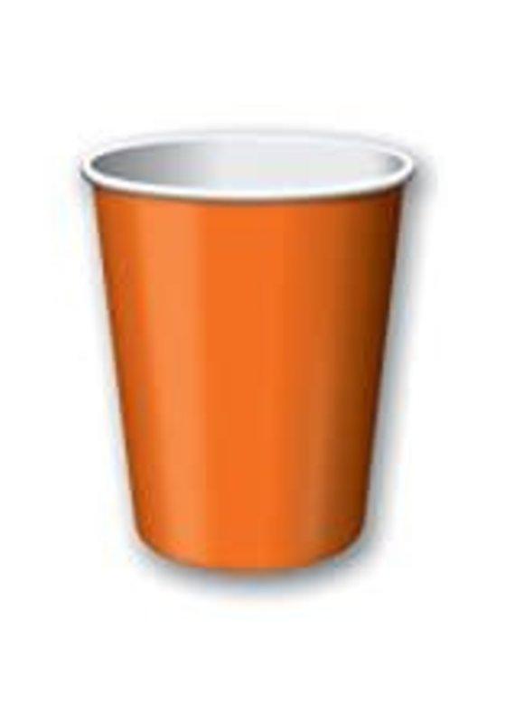 ****Sunkissed Orange 9oz Hot/Cold Cup 24ct