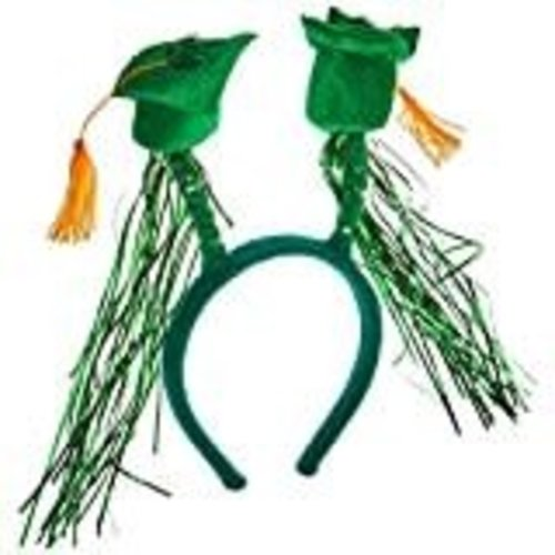 Green Grad Boppers
