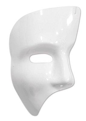 ***White Phantom Mask