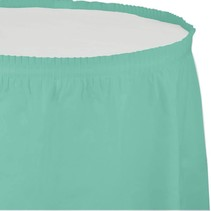 *Fresh Mint Tableskirt