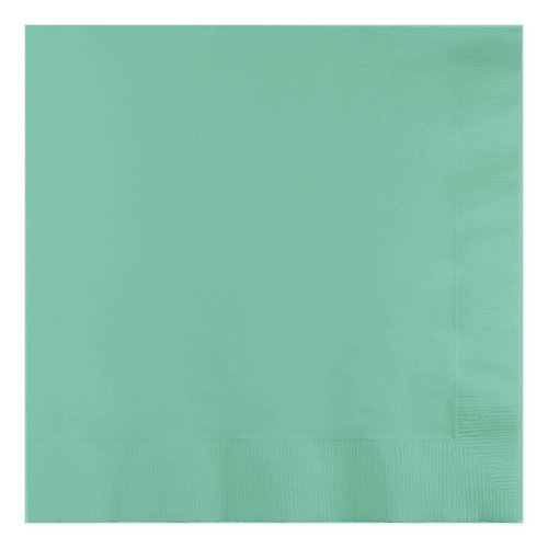 *Fresh Mint 3ply Lunch Napkins 50ct