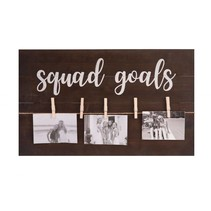 ***Squad Goals Photo Holder