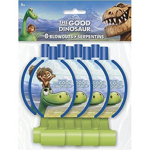 The Good Dinosaur Blowouts