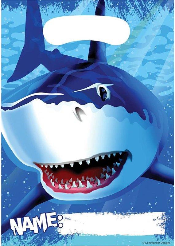 ****Shark Splash Loot Bag 8ct