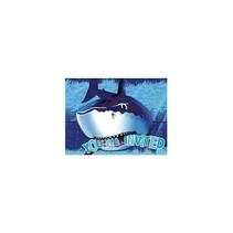 *Shark Splash Invitation 8ct