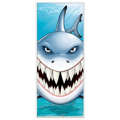 *Shark Door Cover