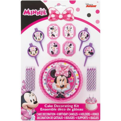 Minnie Mouse Cake Decorating Kit