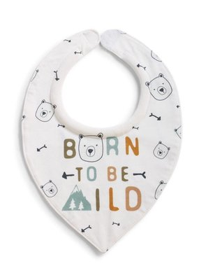 Born to Be Wild Drool Buster Bibs