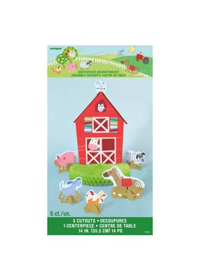 ****Farm Party Centerpiece