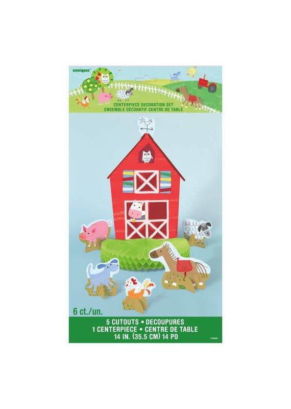 ****Farm Party Centerpiece
