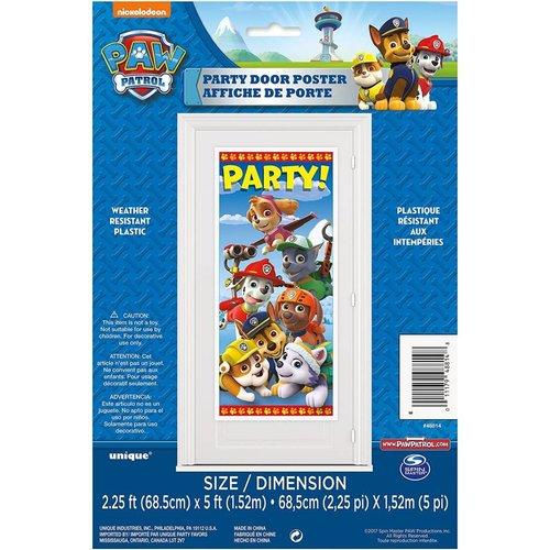 *Paw Patrol Door Poster