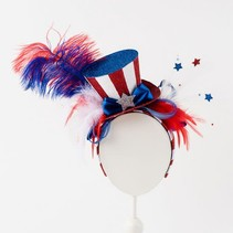 ***Patriotic Headband