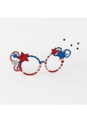 ***Patriotic Fun Funky Glasses