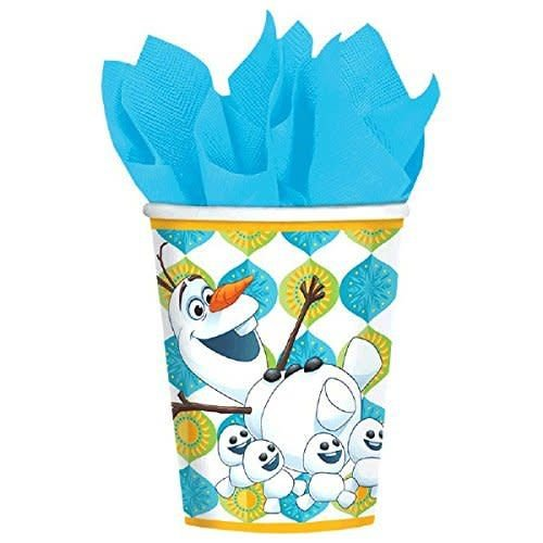 **Frozen Fever 9oz cups 8ct