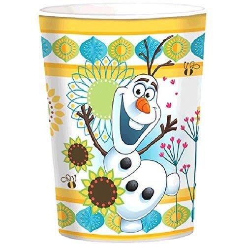 **Frozen Fever 16oz Plastic Cup