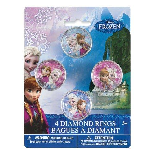 **Frozen Rings 4ct