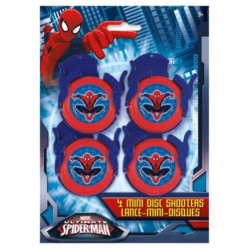 Spiderman Mini Disc Shooters