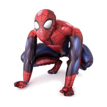 "***Spiderman Airwalker 36""x 36"" Balloon"