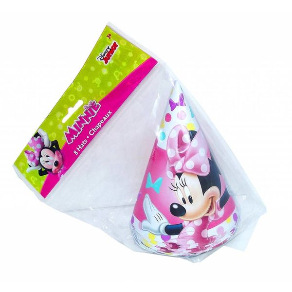 Minnie Mouse Bowtique Party Hats