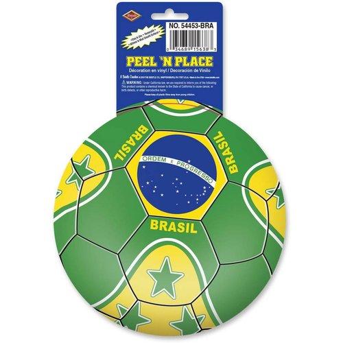 *Brazil Soccer Sticker