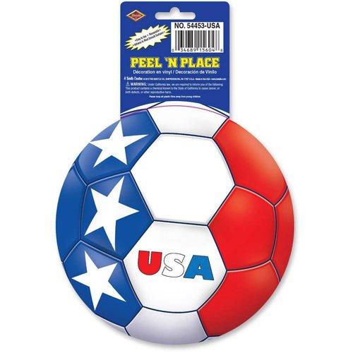 *USA Soccer Sticker