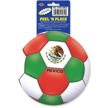 *Mexico Soccer Sticker