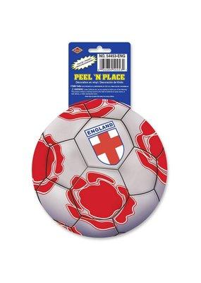 *England Soccer Sticker