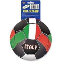 *Italy Soccer Stickers