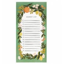 Citrus Floral Market Pad
