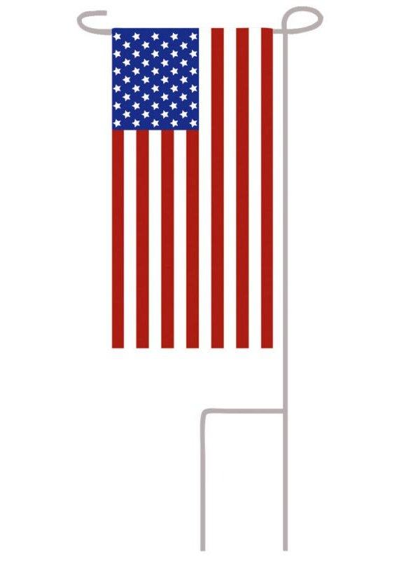 *****Mini American Flag