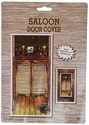 ***Saloon Barn Door Cover