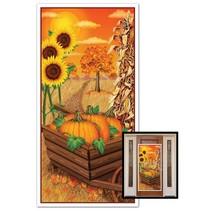 ***Fall Door Cover