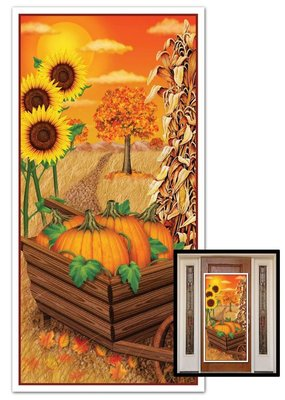 ***Fall Door Cover