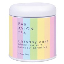 Birthday Cake Tea