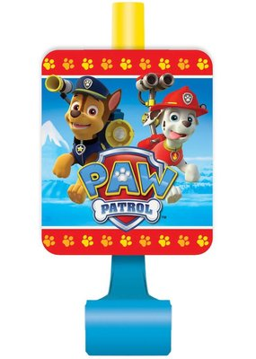 ***Paw Patrol Blowouts 8ct