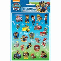 ***Paw Patrol Stickers 4 sheets