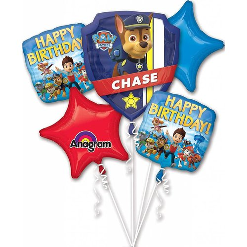 *Paw Patrol Balloon Bouquet