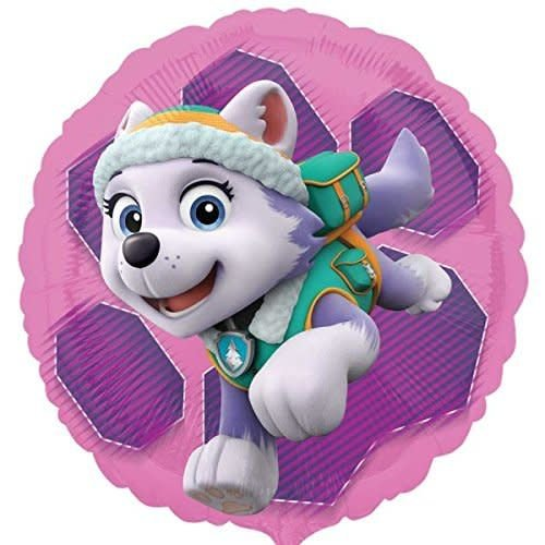 "*Paw Patrol Girls 18"" mylar balloon"