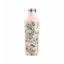 Gloss Pink Tapestry Corkcicle Canteen