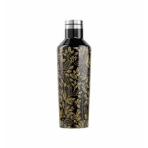 Queen Anne Black Corkcicle Canteen