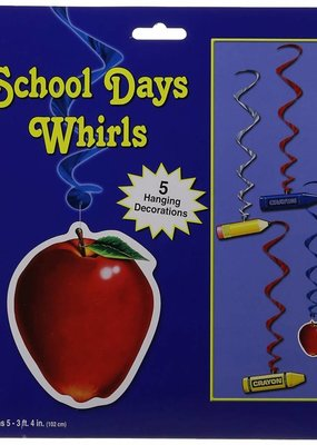 ***Back to School Whirls