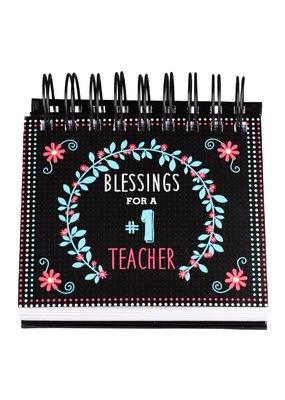 ****Blessings For A Teacher Perpetual Calendar