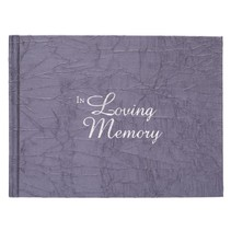 In Loving Memory Sign In Book