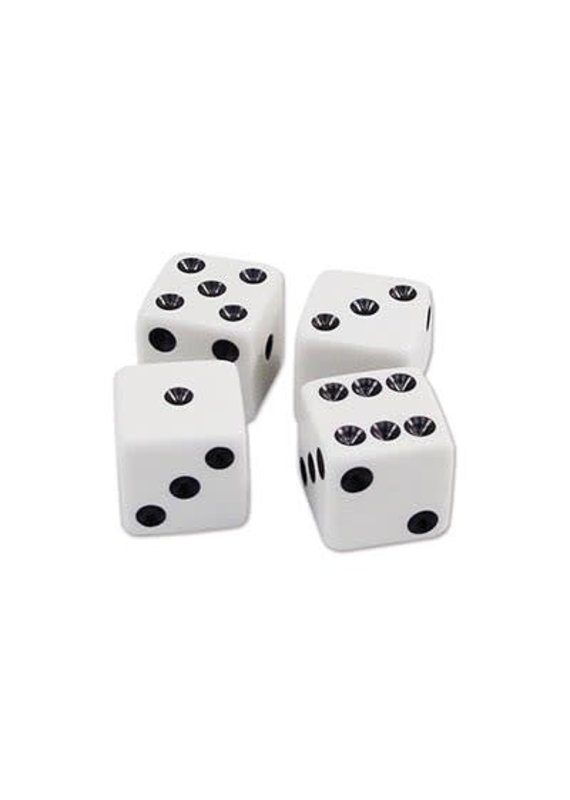 ****Playing Dice 4ct
