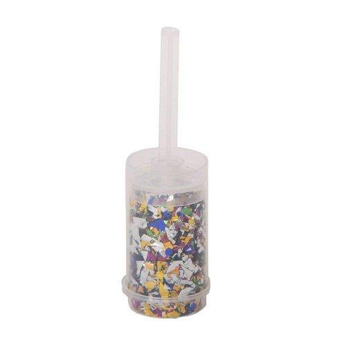 Multicolor Confetti Popper