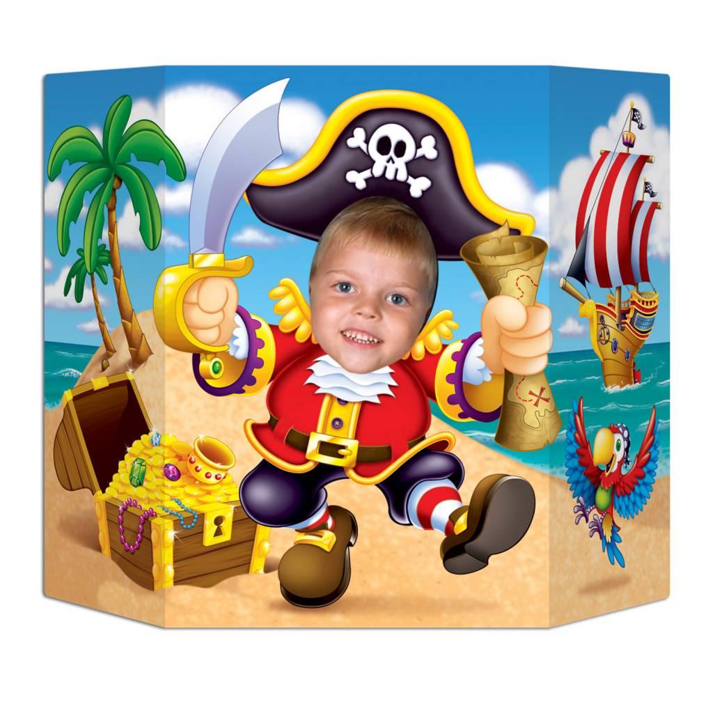 сладко, пиратский фото баннер на день рождения непроверенным источникам