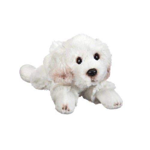 "Bichon Frise 8"" Bean Bag Plush"
