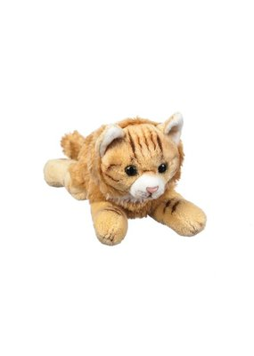 "***Maine Coon Cat 8"" Bean Bag Plush"