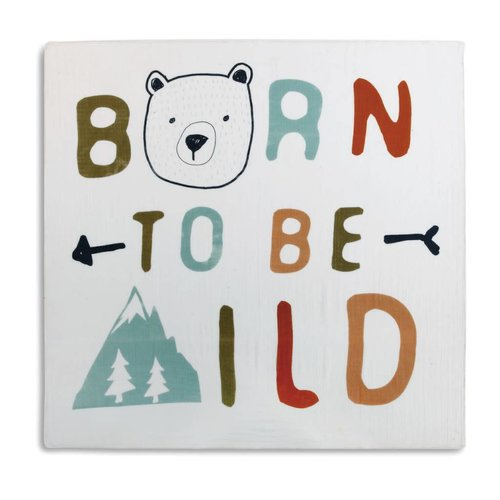 Born to Be Wild Picture Me Blanket