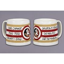 *Florida State Logo Coffee Mug